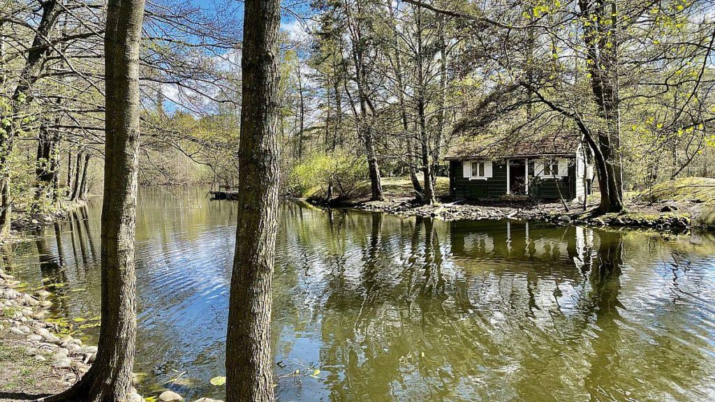 Lötsjön i Sundbyberg