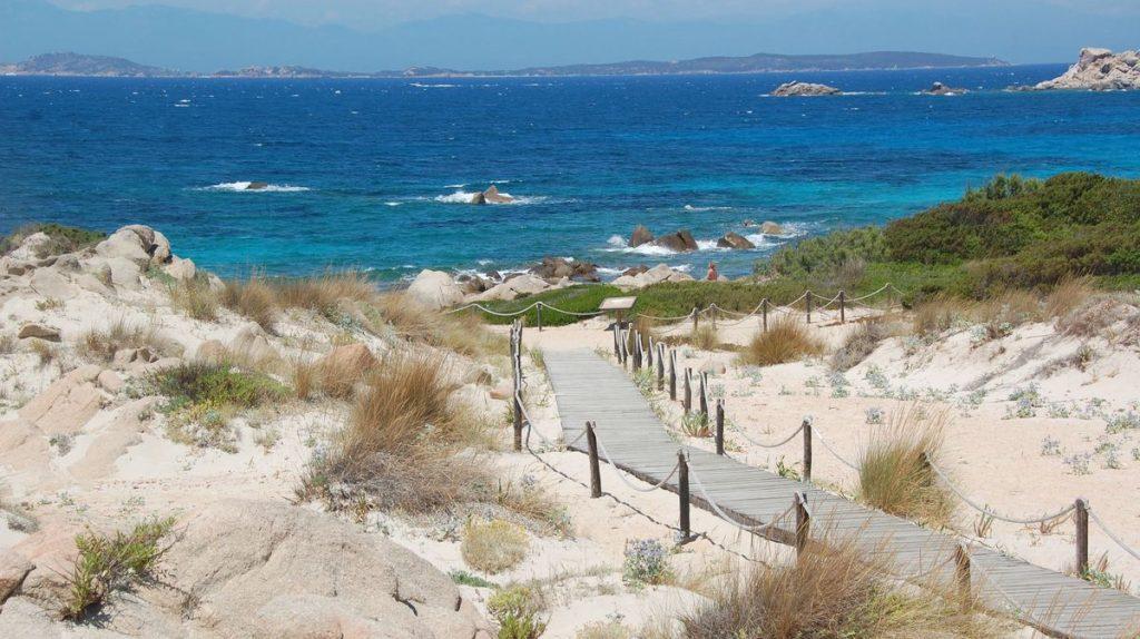 Paradisöar i Europa: La Maddalena