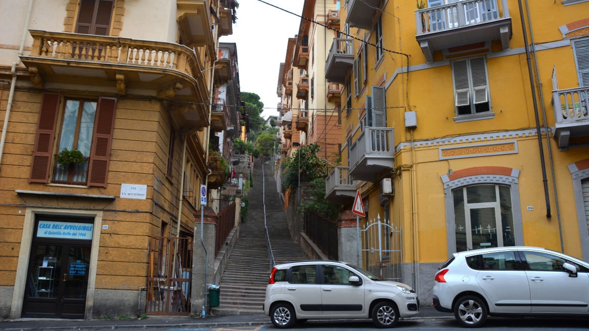 La Spezia Italien