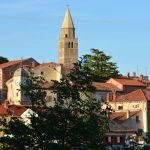 Vårt husbilsäventyr på Istrien har börjat
