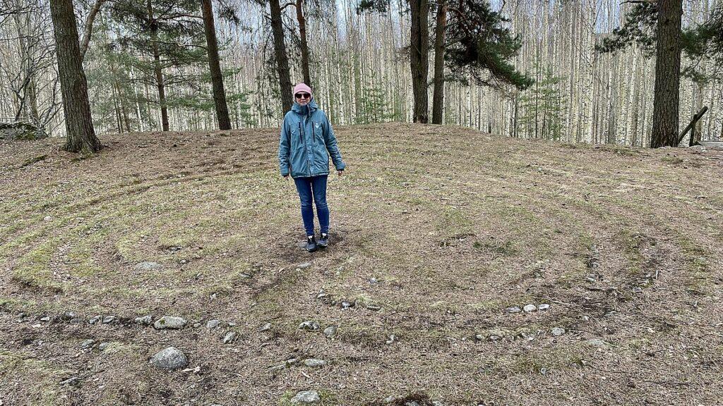 Labyrinten i Tibble