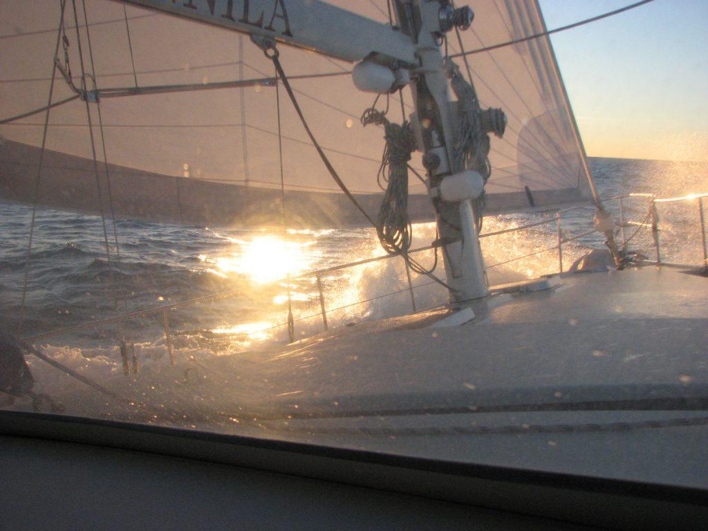 S/Y Lady Annila på havet