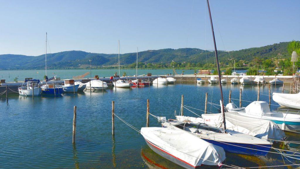 Lago di Trasimeno Italien