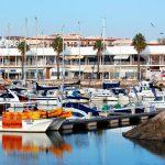 Lagos, Portugal, vackra Algarvekusten