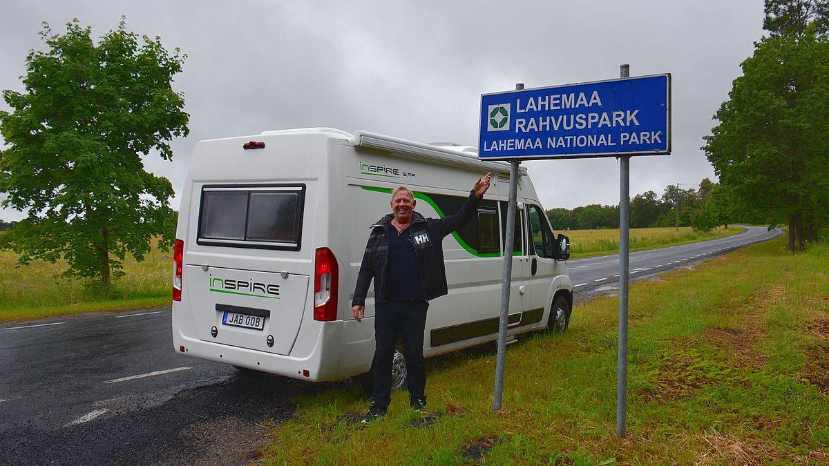 Lahemaa nationalpark i Estland