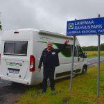 Lahemaa nationalpark i Estland – natur och herrgårdar