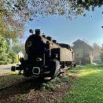 Landek Park i Tjeckien – camping och gruvmuseum