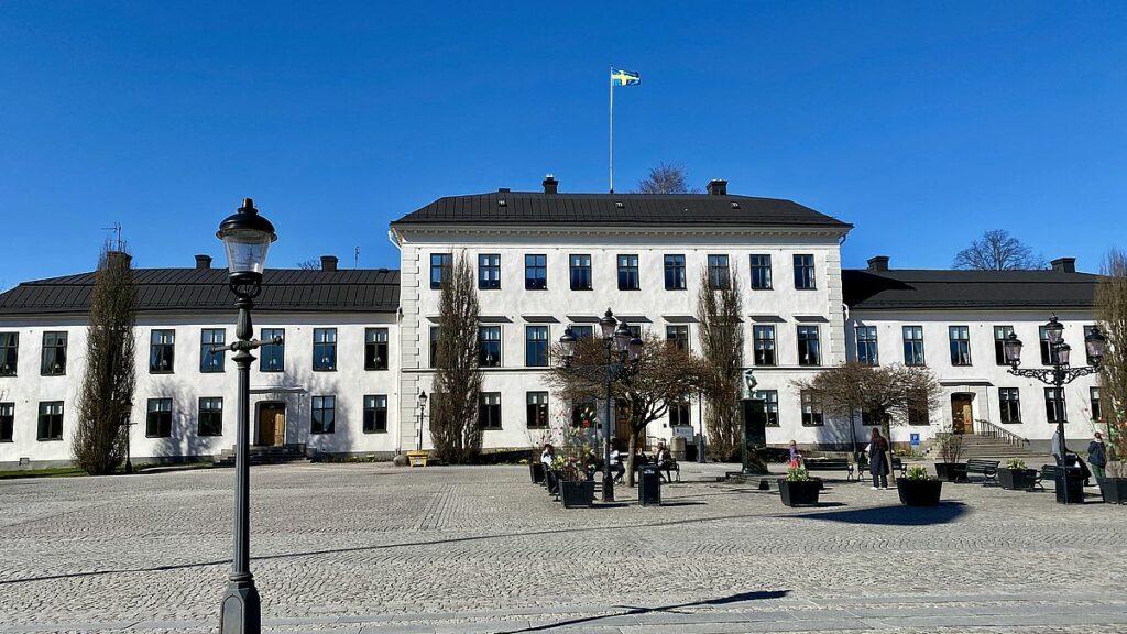 Göra i Nyköping - länsresidenset