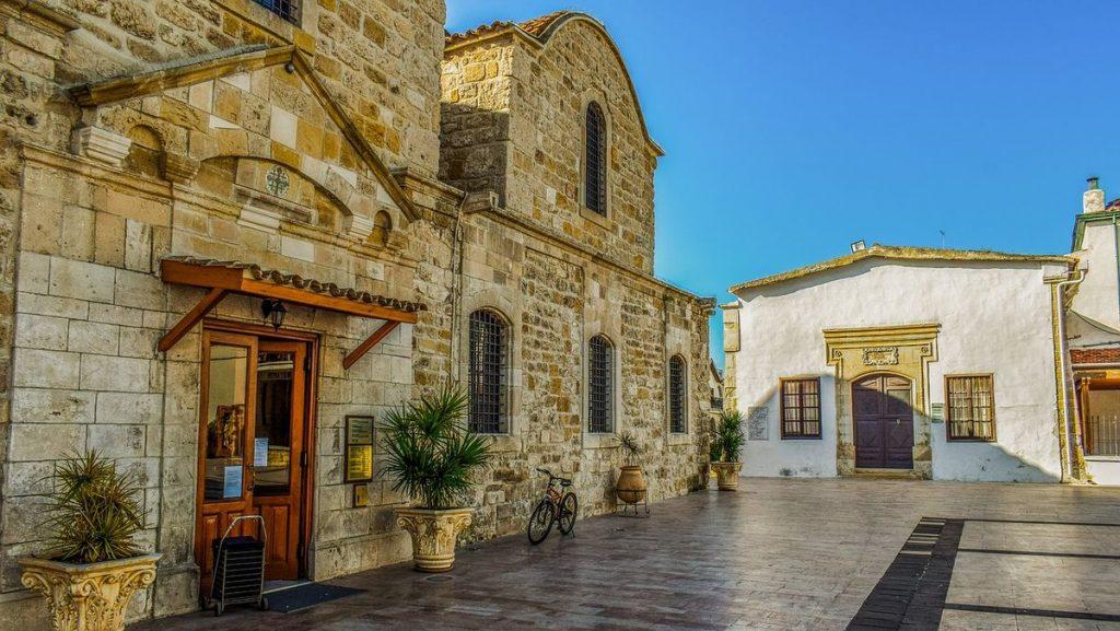 Semester på Cypern: Larnaca