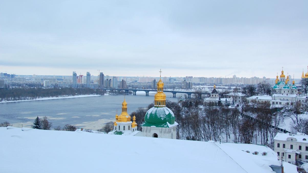 Grottklostret i Kiev