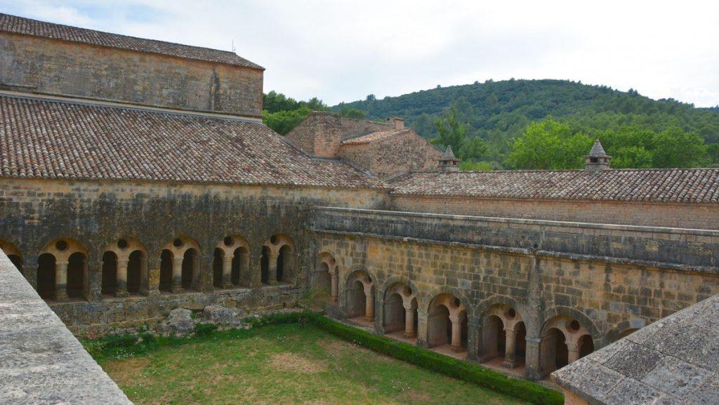 Le Thoronet Abbey, Thoronetklostret i Provence