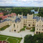 Slott och vingårdar i Tjeckien