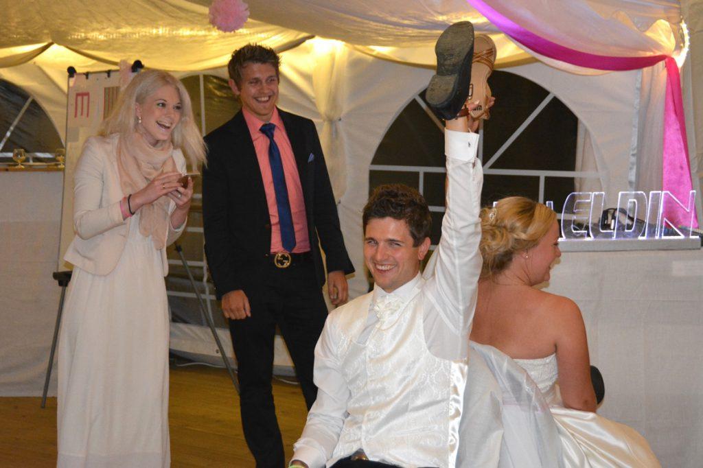 Lek bröllop