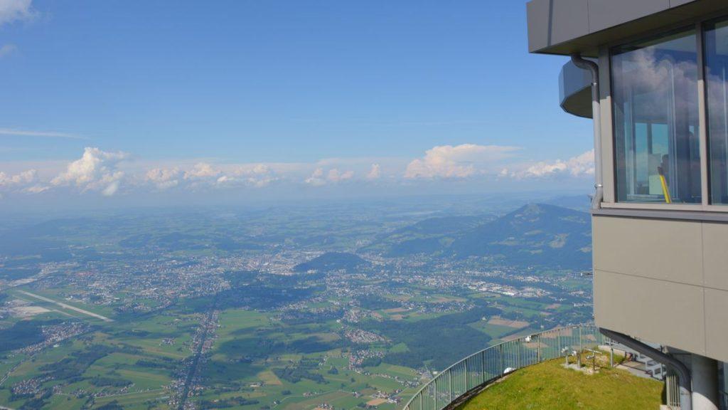 Lift Untersberg i Salzburg