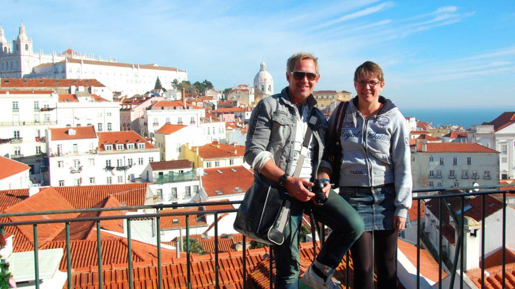 Sevärdheter i Lissabon