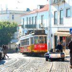 Lissabon – bland spårvagnar och kullerstensgator