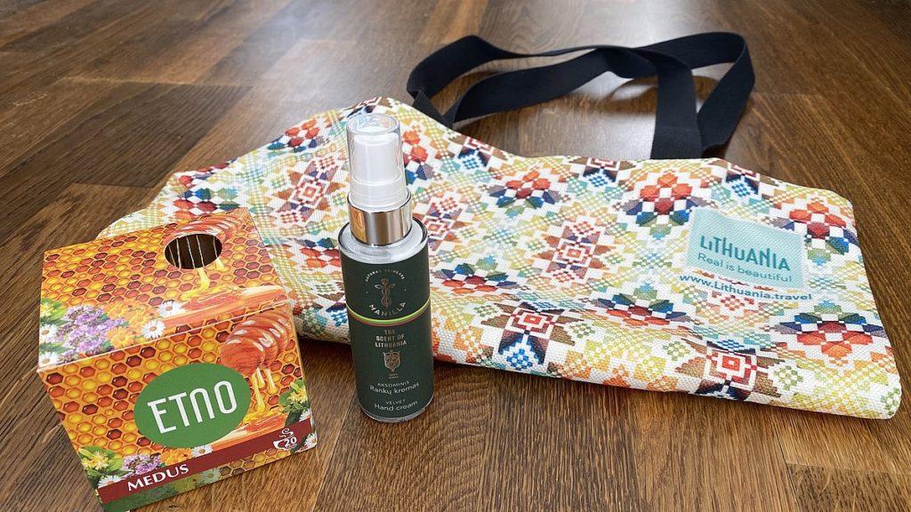 produkter från Litauen