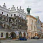 Litomerice i Tjeckien – slott, fotboll och camping med svenskar