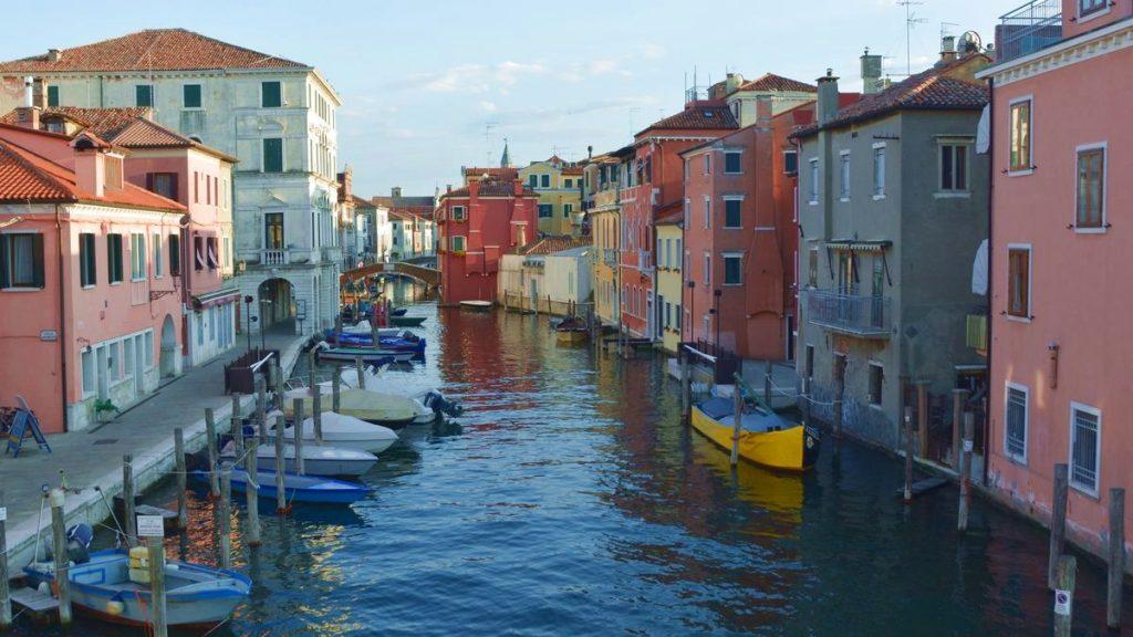 Italienska på språkresa