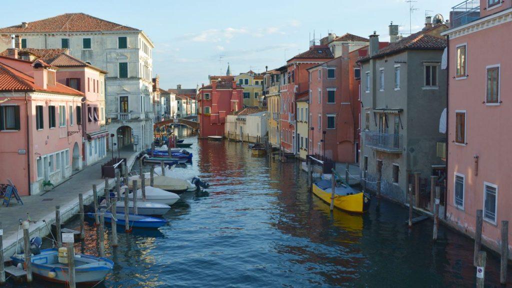 Little Venice Italy