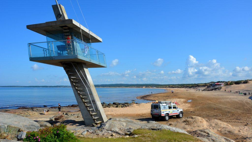 Tylösand strand - en av Sveriges bästa stränder?