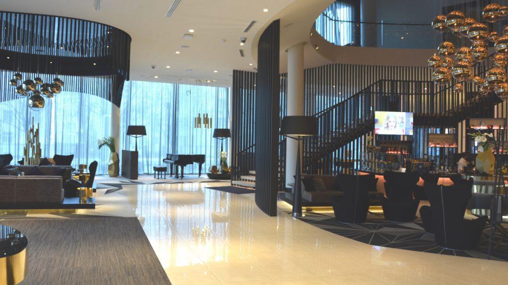 Lobby Hilton Estonia