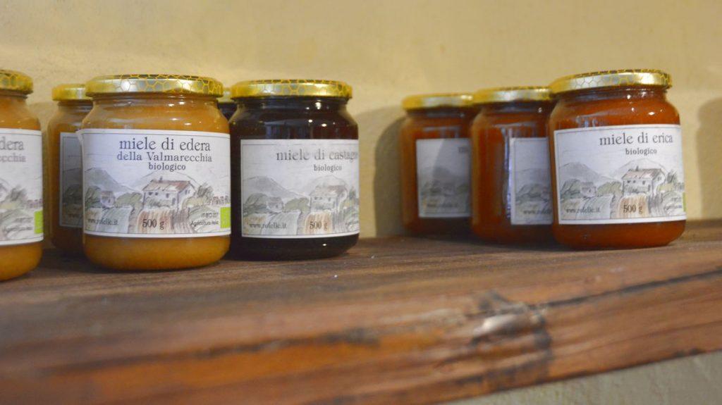 Lokalt producerad honung