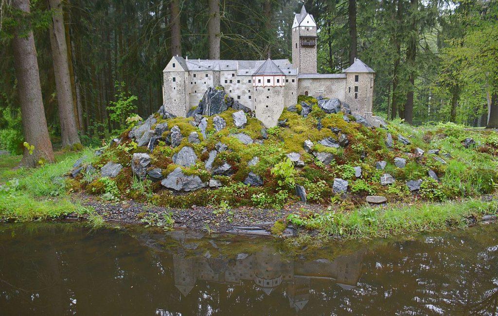 Loket, Park Boheminium i Tjeckien