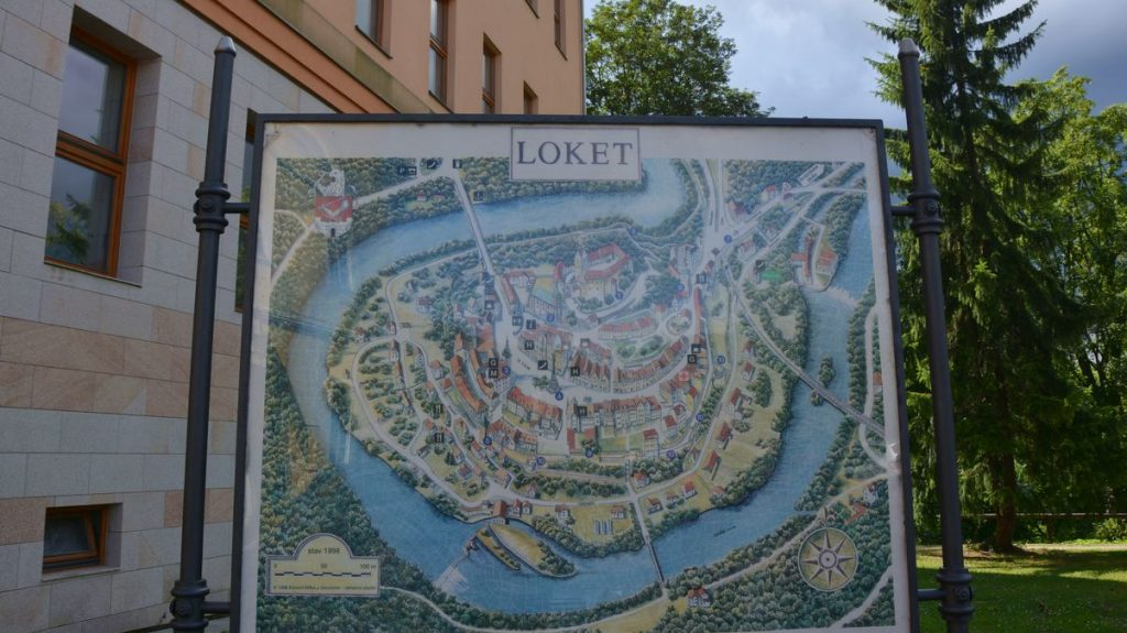 Loket city