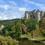 Skatt, drake och borg i Tjeckien – Becov nad Teplou och Loket