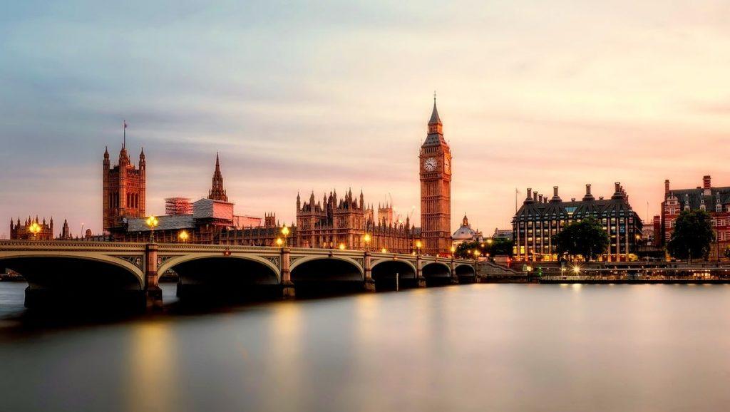 Europas största städer: London