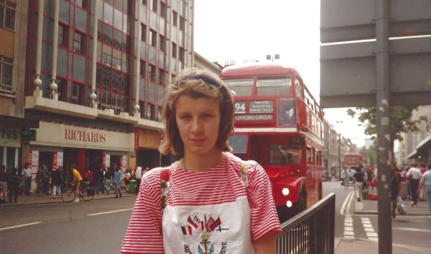 London dubbeldäckare