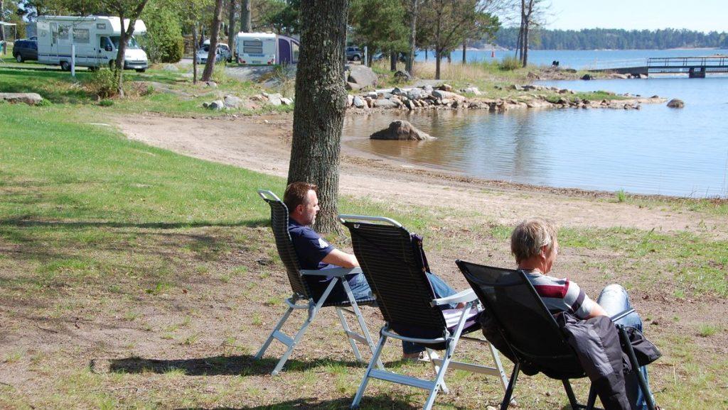 Lysingsbadets camping