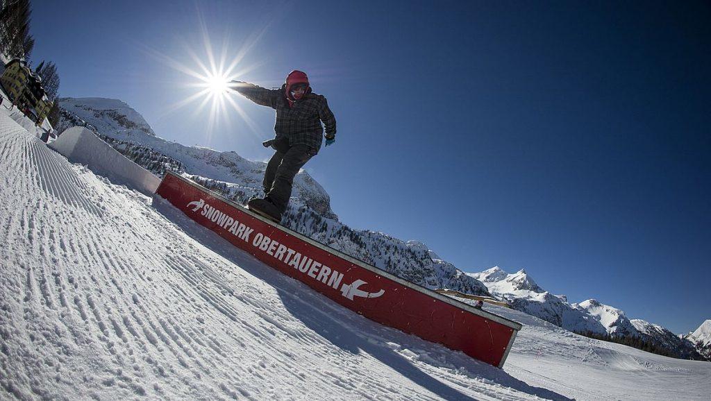 Åka skidor i Österrike - Obertauern