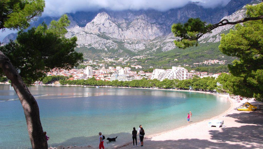 Semester i Dalmatien: Makarska