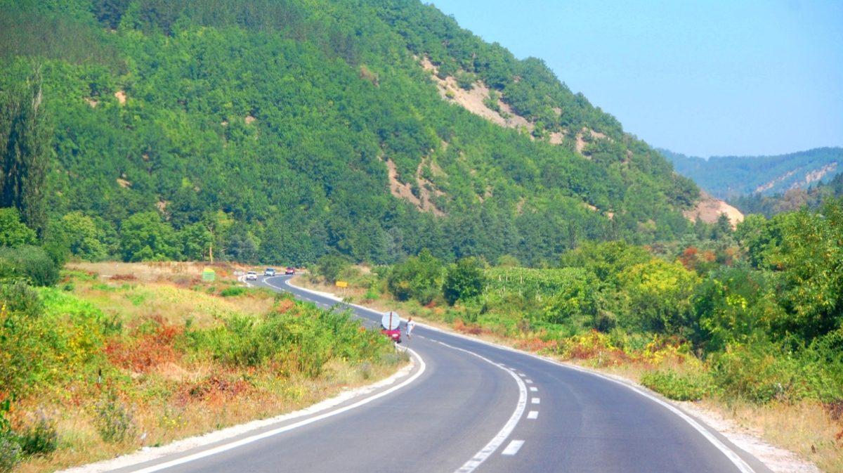 Makedonien väg
