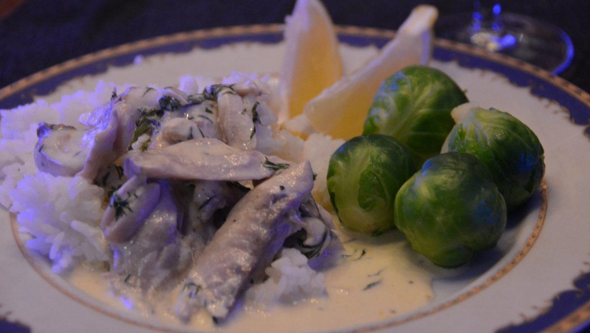 Makrill och andra fiskrecept