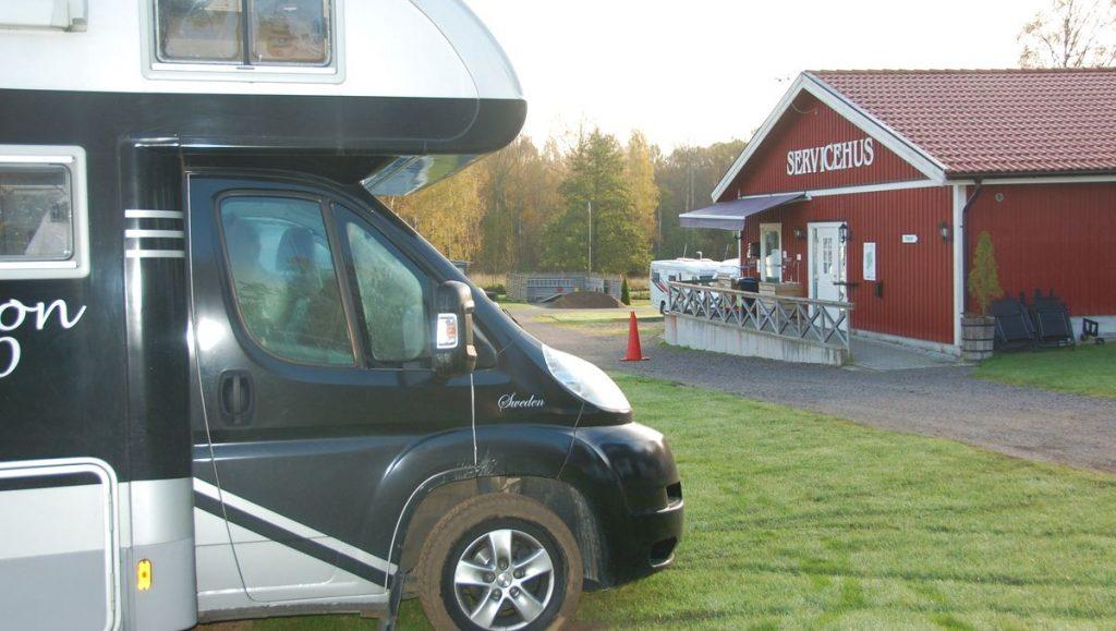Malmköpings bad och camping
