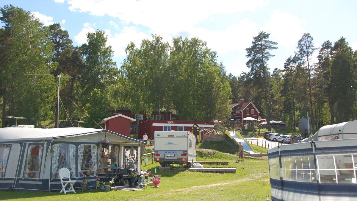 Malmköpings camping