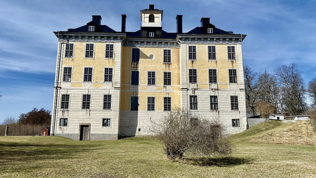 Mälsåker slott i Strängnäs kommun