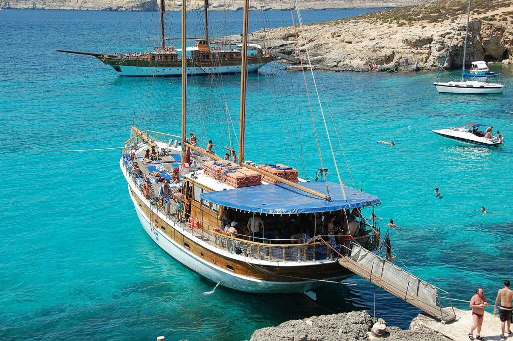Naturupplevelser på Malta och Gozo - Blå Lagunen