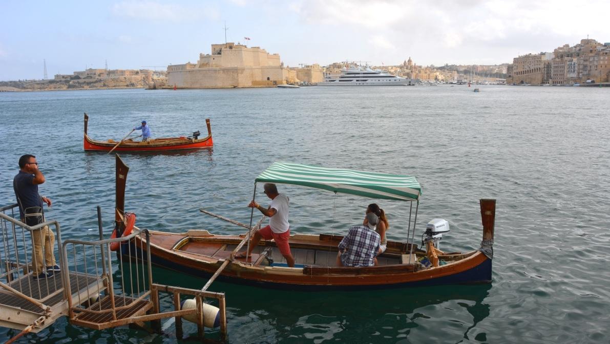 Maltesisk båt