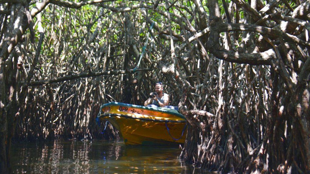 Flodsafari i Sri Lanka
