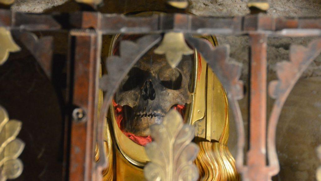 Maria Magdalenas grav