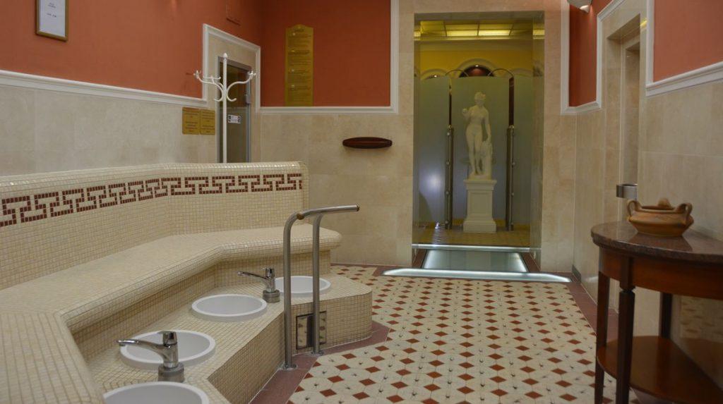 Marianske Lazne sauna
