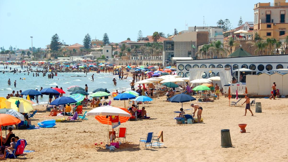 Resa till Sicilien - Marina di Ragusa