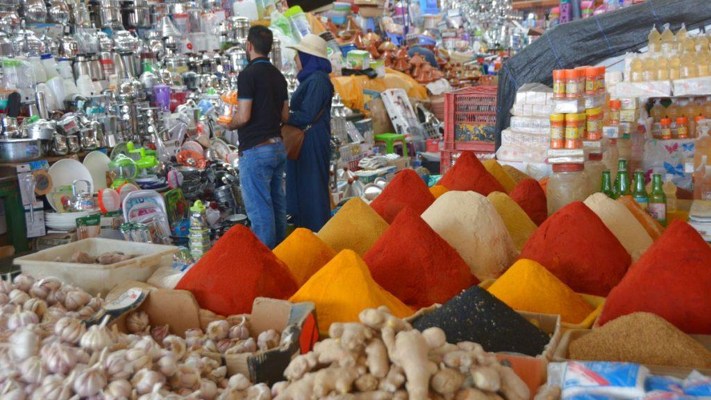 Marknad Agadir