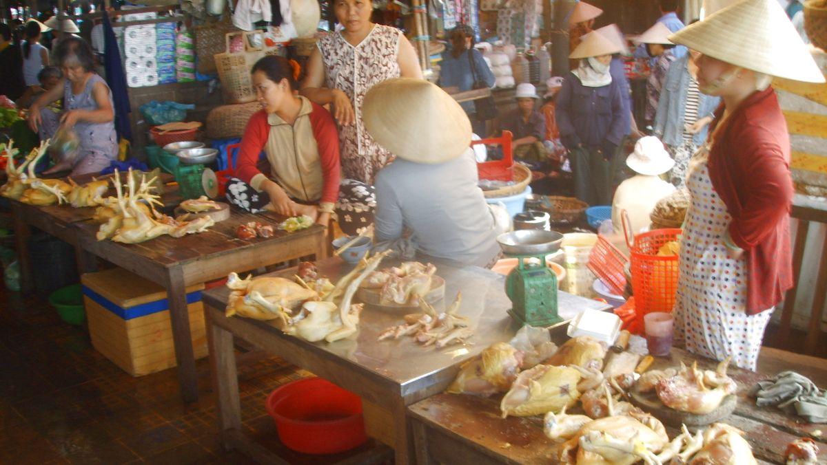 Marknad Hoi An