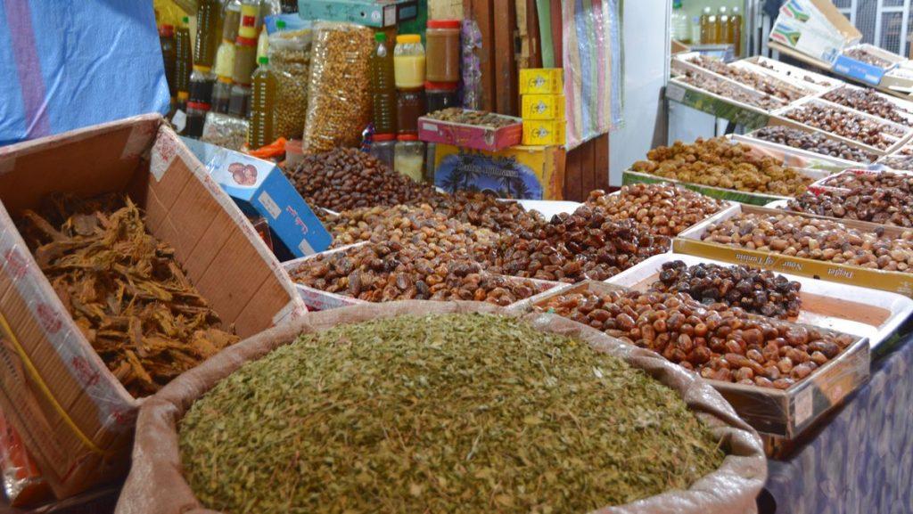 Marknad i Taroudant