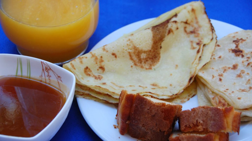 Marockansk frukost